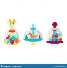 Top Toy Vector Kids <b>Whirligig</b> Humming <b>Spinner</b> Colorful <b>Spinning</b> ...