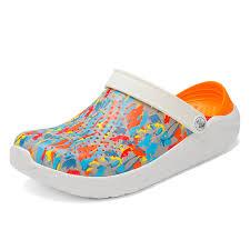 2020 <b>Summer Beach Shoes</b> Woman Clogs Women Flat Sandals ...