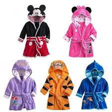 Black-Red <b>Flannel Mickey Mouse</b> Bathrobe Nightgown-Just Kidding ...