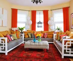 ravishing red living room curtain accessoriesravishing orange living room