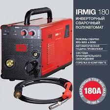 <b>FUBAG Сварочный полуавтомат IRMIG</b> 180 с горелкой FB 250 3 м