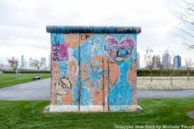Mapping the <b>5 Pieces</b> of the Berlin Wall in NYC - Untapped <b>New</b> York