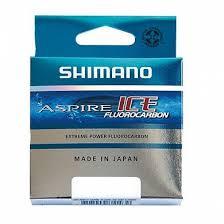 <b>Леска зимняя Shimano Aspire</b> Fluo Ice купить недорого в ...