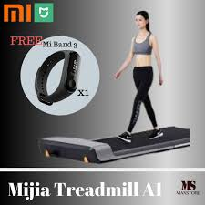 Pre Order <b>Xiaomi Mijia</b> WalkingPad Treadmill A1 Smart Foldable ...
