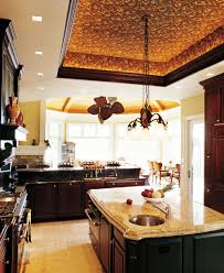 ceiling kitchen dining room designs tray