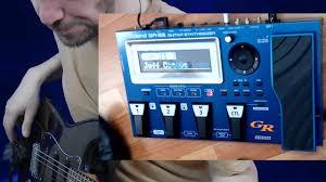 Обзор <b>гитарного</b> синтезатора Rolland <b>GR</b>-<b>55</b> | Auditionrich.com ...
