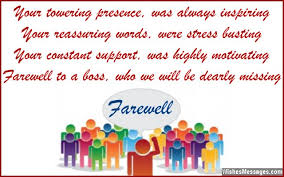 Farewell Messages for Boss: Goodbye Quotes for Boss ... via Relatably.com
