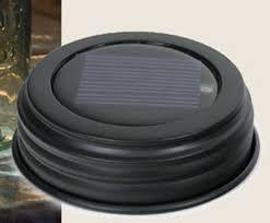 regular mouth mason jar solar lid light ball mason jar solar lights