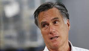 Mitt Romney und die Steuer. Der republikanische Präsidentschaftskandidat ... - us-praesidentenwahlen-mitt-romney-steuer-334597_e
