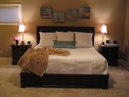 bedroom decor with dark brown furniture home attractive ideas walls master bedroom designs bed lighting fabulous