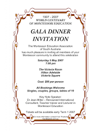 how to write a invitation letter for dinner a scart com how to write invitation letter for annual dinner