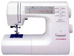 <b>Швейная машина Janome Decor</b> Excel Pro 5124 - Швейные ...