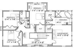 Architectural DesignsReverse Floor Plan Pinit white