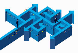 career choices career change can be like a maze