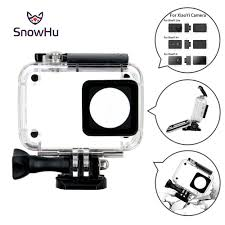 <b>SnowHu</b> For NEW Diving 45m Waterproof Case for <b>Xiaomi</b> Xiaoyi <b>YI</b> ...