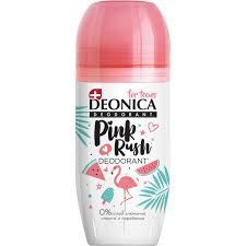 <b>Deonica For</b> Teens Дезодорант Pink Rush 50 мл - Акушерство.Ru
