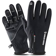 Touch Screen Cold Weather <b>Windproof Gloves</b> for Climbing,<b>Cycling</b> ...
