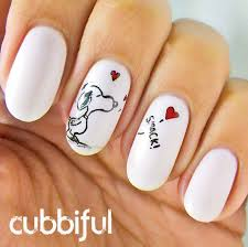 I <b>love</b> these <b>snoopy</b> nails because who doesn't like <b>snoopy</b>? He's ...