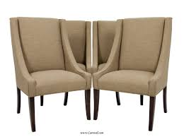 Arm Chairs Dining Room Safavieh Mid Century Dining Olive Velvet Blend Side Chairs Set Of