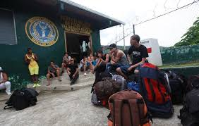Resultado de imagen de imagenes de los cubanos emigrantes en panama