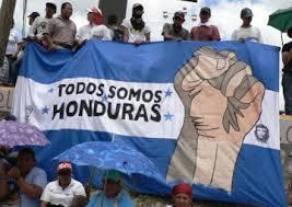 Resultado de imagen para luchas populares en honduras