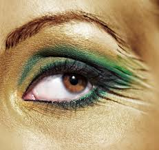 birds of a feather an extremely cool eye makeup