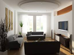 f contemporary living room design for small space with black fabric sofa set includes sweet pillows and corner innovative houseplants as well as beautiful beautiful living room small