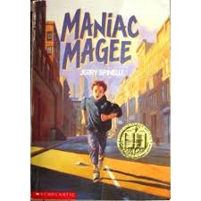 No Prep novel study for  quot Maniac Magee quot   a standards based interactive notebook literature guide with follow up reading response questions for every chapter     Pinterest