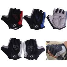 Buy <b>1 pair</b> half finger <b>cycling gloves</b> mens and get free shipping on ...