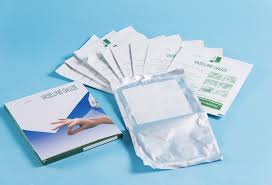 China Medical OEM, ISO, <b>Ce Approved Sterile</b> Paraffin Gauze ...