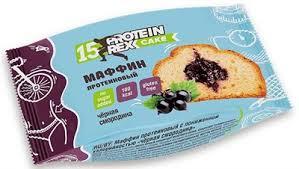 Купить <b>Royal Cake</b> 15% <b>ProteinRex</b> Cake Маффин протеиновый ...