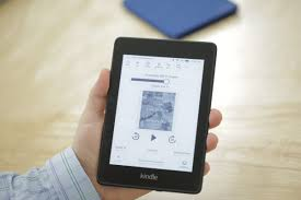 The <b>new</b> Kindle Paperwhite is thinner and <b>waterproof</b> | TechCrunch