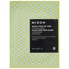 «MIZON <b>Маска тканевая для</b> лица / CALMING MASK 25 мл ...