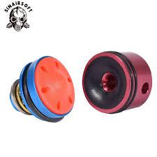 Online Shop <b>SINAIRSOFT Silent Bearing Piston</b> Cylinder head for ...