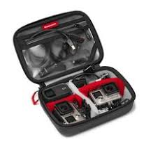 The <b>Manfrotto Off road</b> Stunt hard Case is the ideal carrying solution ...