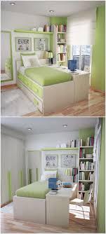 teenage bedroom small space design