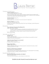 resume for photographer lance professional creative online resume for photographer lance professional resume laura berner resume