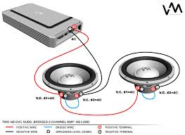 wiring dual voice coil subs wiring image wiring dual 12 dual voice coil wiring diagram dual auto wiring diagram on wiring dual voice coil