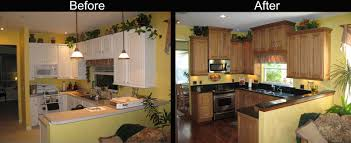 To Remodel Kitchen Kitchen Makeovers Cost Beautiful Small Kitchen Makeovers With
