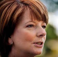 Julia Gillard (The Just About) Australian Prime Minister. She's looking forward.. Well it was a wait, all 19 days of it, but finally Australia has a ... - Julia-Gillard