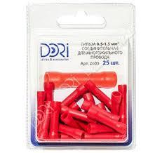 Кабельные <b>наконечники</b> втулочные <b>изолированные</b> | DORI