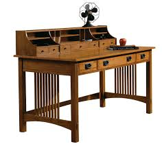 full size of hekman home office arts crafts writing desk deck arts and crafts writing desk arts crafts rustic charm
