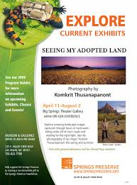 flyer seeing my adopted land exhibition at com here