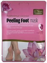 Эльскин <b>пилинг</b> фут маск <b>маска</b>-носочки для ног ...