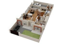 D  amp  D House Floorplans   Architectural Home Plans   Netgains D Floor Plan