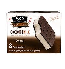 Image result for coconut  ice cream bars