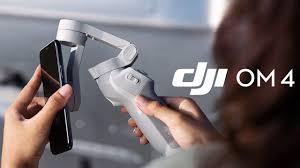 DJI - Introducing <b>DJI OM 4</b> - YouTube