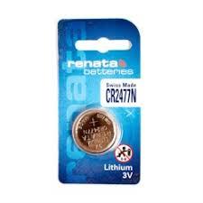 Купить RENATA <b>CR2477N</b> BL1 - <b>Батарейка</b> в Москве, цена 254 ...