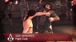 Assassin's Creed: <b>Brotherhood</b> - Side Memories - <b>Fight</b> Club ...