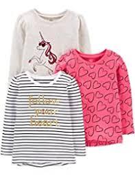 <b>T Shirts Girl's Kids Baby</b> Clothing   Amazon.com